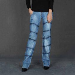 شلوار جین زنانه Madoc کد ۰۹۱۲۴