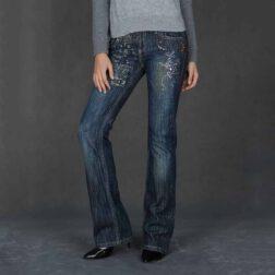 شلوار جین زنانه Madoc کد ۰۲۳۱۲۳
