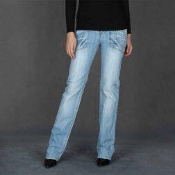 شلوار جین زنانه Madoc کد ۱۰۱۲۴