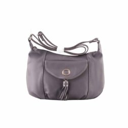 کیف دستی زنانه دیوید جونز David Jones مدل 2-5637رنگ خاکستری