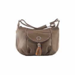 کیف دستی زنانه دیوید جونز David Jones مدل 2-5637رنگ سبز