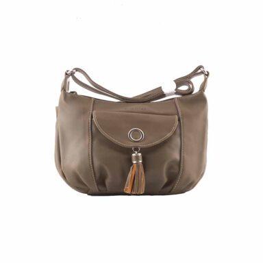 کیف دستی زنانه دیوید جونز David Jones مدل 2-5637رنگ سبز 1 رادک
