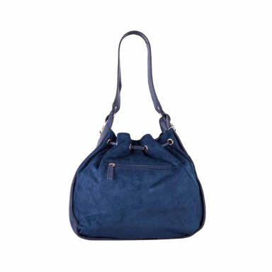کیف دستی زنانه دیوید جونز David Jones مدل 3285 رنگ آبی 1 رادک