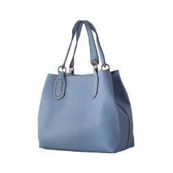 کیف دستی زنانه دیوید جونز David Jones مدل 3403 رنگ آبی