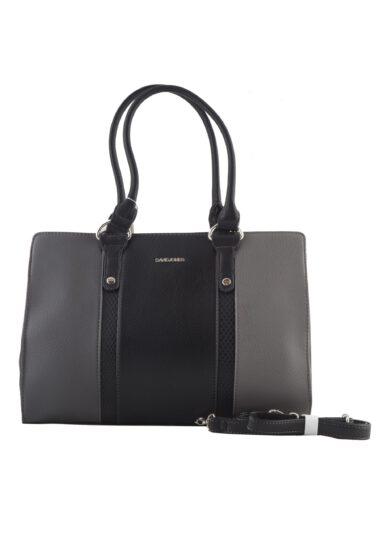 کیف دستی زنانه دیوید جونز David Jones مدل 1-5625 رنگ مشکی 1 رادک