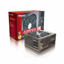 منبع تغذيه کامپيوتر هانت کي مدل جامپر 500