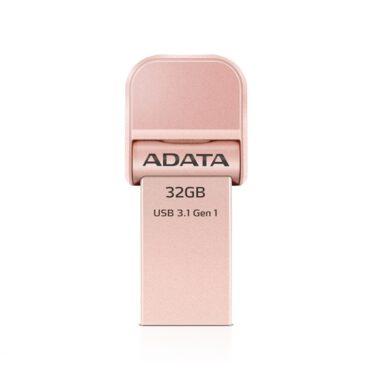فلش مموری ADATA مدل AI920 ظرفیت ۳۲گیگابایت(OTG) 1 رادک