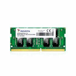 حافظهی رم لپ تاپی ADATA مدل Premier DDR4 2400 با ظرفیت ۱۶ گیگابایت
