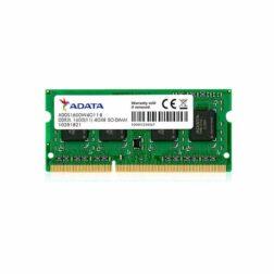 حافظهی رم لپ تاپی ADATA مدل Premier DDR3L 1600 با ظرفیت 2 گیگابایت