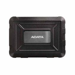 قاب اکسترنال ای دیتا مدل ED600 مناسب برای هارد دیسک و حافظه اس اس دی ۲٫۵ اینچی
