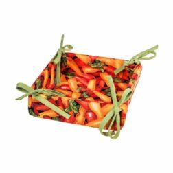 سبد نان رزين تاژ طرح هویج