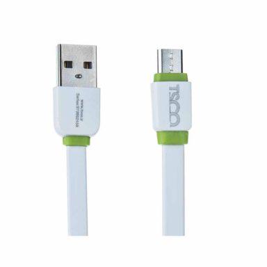 کابل تبدیل USB به microUSB تسکو مدل TC 52 1 رادک