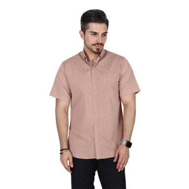 پیراهن آستین کوتاه تترون مردانه تیدا 1 رادک