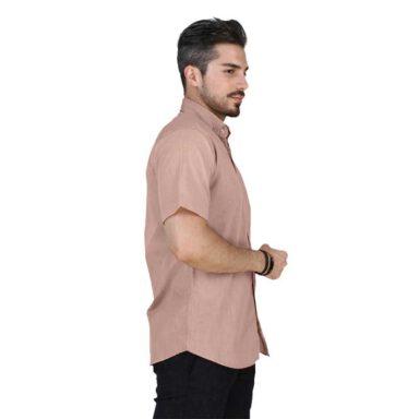 پیراهن آستین کوتاه تترون مردانه تیدا 2 رادک