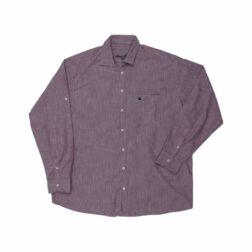 پیراهن آستین بلند پنبه ای مردانه ساوین 12 رادک