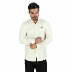 پیراهن آستین بلند پوپلین مردانه ساوین 11 رادک