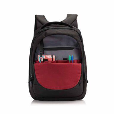 کوله پشتی لپ تاپ کرامپلر مدل crumpler Mantra رنگ مشکی 6 رادک
