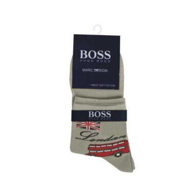 جوراب ساق بلند پنبه ای مردانه VITRINA 1 رادک