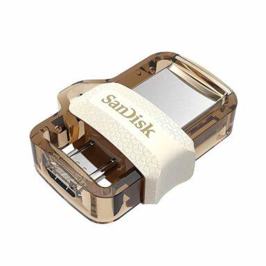 فلش مموری سن دیسک Ultra Dual Drive M3.0 ظرفیت ۳۲ گیگابایت 2 رادک