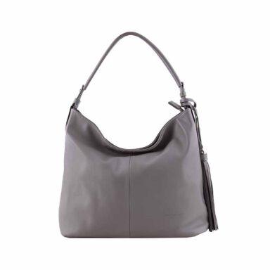 کیف دستی زنانه دیوید جونز David Jones مدل cm3526 رنگ خاکستری 1 رادک