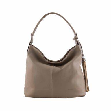 کیف دستی زنانه دیوید جونز David Jones مدل cm3526 رنگ کرم 1 رادک
