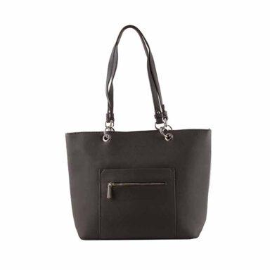 کیف دستی زنانه دیوید جونز David Jones مدل cm3560 رنگ خاکستری 1 رادک