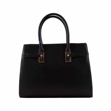 کیف دستی زنانه دیوید جونز David Jones مدل cm8059 رنگ مشکی 1 رادک