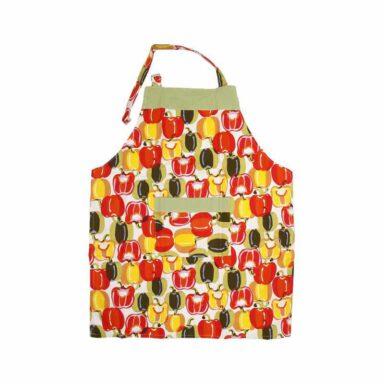 rezin-taj-8-pieces-bell-papper-denim-kitchen-set