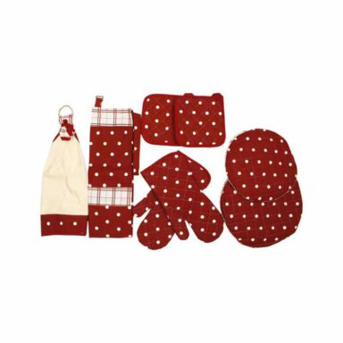 rezin-taj-8-pieces-red-spot-denim-kitchen-set