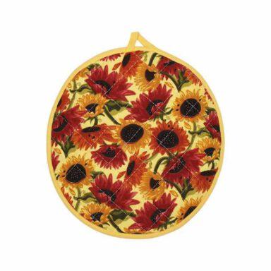 rezin-taj-9-pieces-sunflower-kitchen-set
