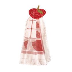 دستمال آویز آشپزخانه توراندخت طرح سیب