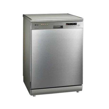 ماشین ظرفشویی ۱۴ نفره مبله ال جی مدل DE24T-GSC 1 رادک