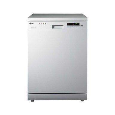 ماشین ظرفشویی ۱۴ نفره مبله ال جی مدل DE24W-GSC 1 رادک