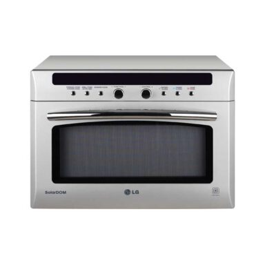 LG MS95SCR Microwave Oven