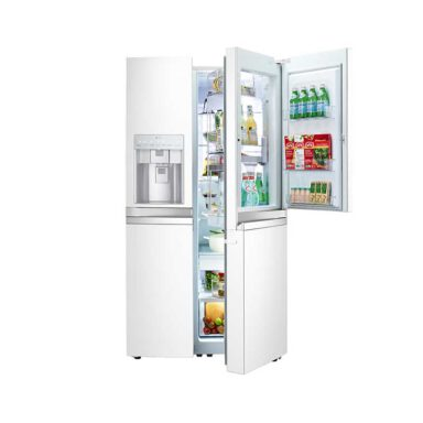 LG SXB550W Side By Side Refrigerato