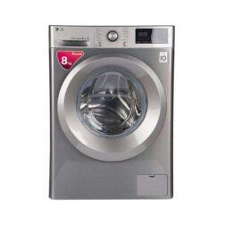 ماشین لباسشویی ال جی مدل WM-821NS ظرفیت 8 کیلوگرم