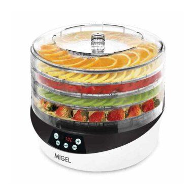 میوه خشک کن میگل مدل GFD 500 | مشخصات قیمت و خرید | نمایندگی رسمی | فروشگاه اینترنتی رادک
