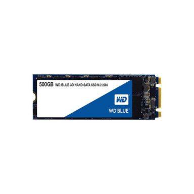 حافظه SSD وسترن دیجیتال مدل BLUE WDS500G2B0B ظرفیت 500 گیگابایت 1 رادک
