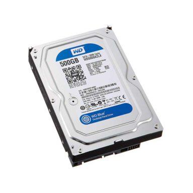 هارددیسک اینترنال وسترن دیجیتال مدلWD5000AZLX ظرفیت 500 گیگابایت 1 رادک