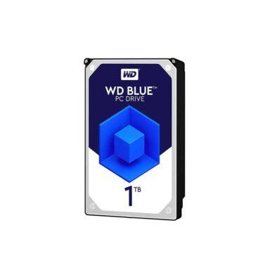 هارددیسک اینترنال وسترن دیجیتال مدل Blue WD10EZEX ظرفیت 1 ترابایت 1 رادک