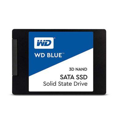 حافظه SSD وسترن دیجیتال مدل Blue WDS250G2B0A ظرفیت 250 گیگابایت 1 رادک