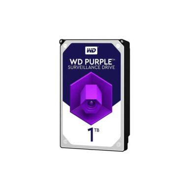 هارددیسک اینترنال وسترن دیجیتال مدل Purple WD10PURZ ظرفیت 1 ترابایت 1 رادک