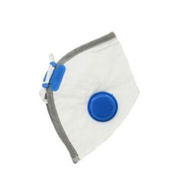 ماسک N95 فیلتردار سوپاپدار پنج لایه تیدا بسته 50 عددی  Radek