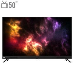 تلویزیون ال ای دی هوشمند جی پلاس مدل GTV-50JU922N سایز 50 اینچ