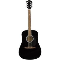 گیتار آکوستیک فندر مدل FA-125 Blk WN