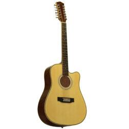 گیتار آکوستیک اسکیو مدل 12st