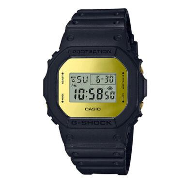 ساعت مچی دیجیتال مردانه کاسیو مدل جی شاک کد dw-5600bbmb-1d