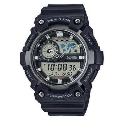 ساعت مچی عقربه ای مردانه کاسیو مدل AMW-830D-7AVDF