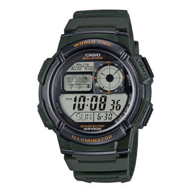 ساعت مچی دیجیتال مردانه کاسیو مدل  AE-1000W-3AVDF DI