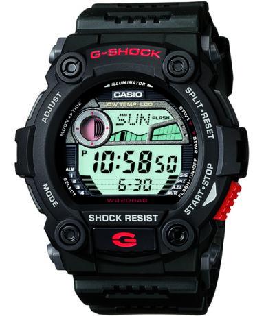 ساعت مچی مردانه G-SHOCK کاسیو مدل CASIO–G-7900-1D 1 رادک